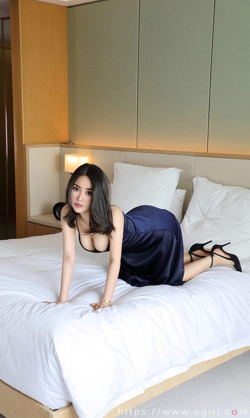 [Ugirls尤果网]爱尤物专辑 2021.05.19 No.2090 王慧慧 晚间事业线 [35P] -第7张