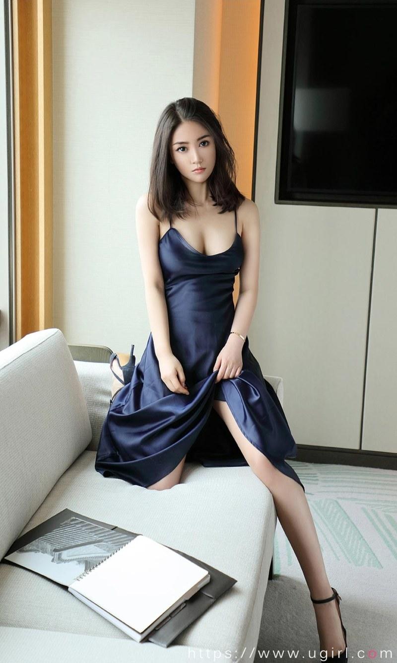 [Ugirls尤果网]爱尤物专辑 2021.05.19 No.2090 王慧慧 晚间事业线 [35P] -第5张